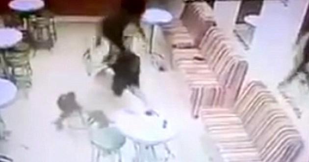 VIDEO YOUTUBE Sparatoria in gelateria: killer uccide vittima davanti alla fidanzata 4