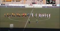 Teramo-Fano 2-0: highlights Sportube su Blitz