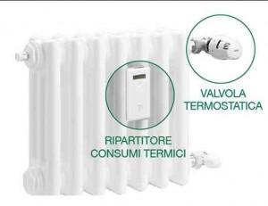 Termosifoni: entro 31/12 nuovo impianto o multa fino a 2500 €