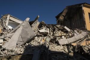 Terremoto Amatrice, serie di scosse nella notte. Magnitudo 3.6