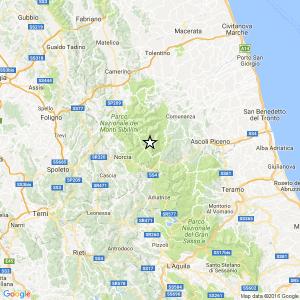 Terremoto Arquata del Tronto, nuova scossa del 3.1 e pioggia: pronto piano sgombero