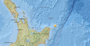 Terremoto in Nuova Zelanda del 7.1: allarme tsunami a Tologa Bay