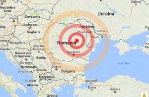 Guarda la versione ingrandita di Terremoto in Romania: sentito anche in Serbia, Ungheria...