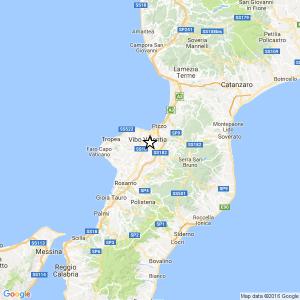 Terremoto Vibo Valentia, magnitudo 3.2,  paura in città: studenti fuori da scuole
