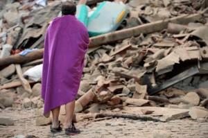 Terremoto, sciacalli si fingevano volontari: rubano anche giocattoli