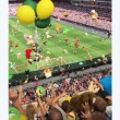 Tifosi Feyenoord lanciano peluche