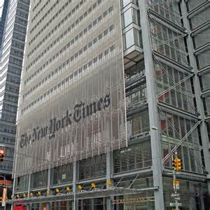 Il grattacielo del New York Times