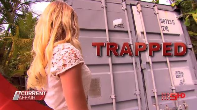 VIDEO YOUTUBE Torturata e rinchiusa in un container all'ex