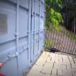 VIDEO YOUTUBE Torturata e rinchiusa in un container all'ex 5