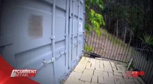 Guarda la versione ingrandita di VIDEO YOUTUBE Torturata e rinchiusa in un container all'ex