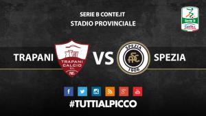 Trapani-Spezia streaming-diretta tv, dove vedere Serie B