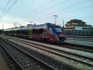 Maltempo Puglia, linea ferroviaria interrotta tra Lecce e Bari per 5 ore