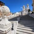 Bulgari restaura Trinità dei Monti. Ma quelli del Comune dicono 3 volte Fendi...VIDEO 10