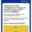 Bufala buono Ikea da 500 euro: occhio alla truffa su Whatsapp01