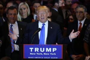Trump in vantaggio di 2 punti, ma la Clinton ha più delegati