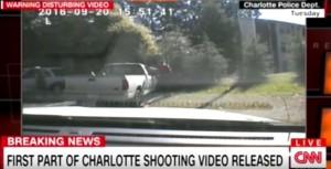 Guarda la versione ingrandita di YOUTUBE Charlotte: video polizia uccisione nero. Armato e con marijuana
