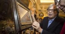 "Vittorio Sgarbi: ""La Gioconda? La più grande tr…"""
