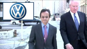 """Volkswagen, primo """"pentito"""" in Usa. Ingegnere si dichiara colpevole (James Liang, a sinistra)"""