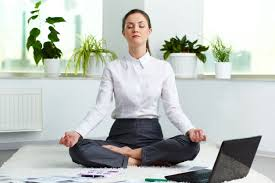 Guarda la versione ingrandita di Yoga e meditazione anche in ufficio: 10 facili esercizi