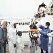 Migranti, al porto di Napoli ne sbarcano 465 05
