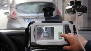 Palermo, auto non autorizzate nella Ztl? Multe in tempo reale con i tablet