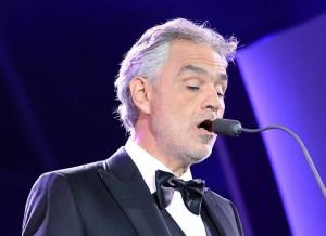 """Andrea Bocelli: """"Prima di conoscere mia moglie ero un brutale libertino"""""""