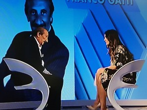 Franco Gatti torna in tv e si commuove parlando del figlio morto