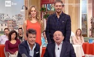 Guarda la versione ingrandita di I Fatti Vostri, concorrente chiude il telefono in faccia a Giancarlo Magalli