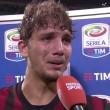 Manuel Locatelli gol e lacrime dopo Milan-Sassuolo 4-3