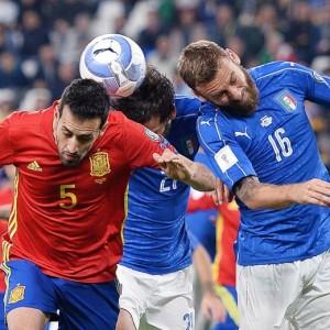 """Italia-Spagna, De Rossi difende Buffon: """"Giusto sbagli anche n.1 storia"""""""