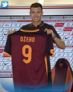 Serie A classifica marcatori: Edin Dzeko, Mauro Icardi e Ciro Immobile sul podio