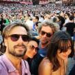 Ambra Angioini in piazza di Spagna col nuovo fidanzato Lorenzo Quaglia8