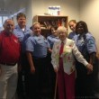 """Arrestata a 102 anni: """"Era il mio sogno nel cassetto""""2"""