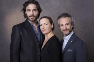 """""""Amleto"""" di Shakespeare al Teatro Quirino di Roma con Daniele Pecci, Maddalena Crippa, Rosario Coppolino"""