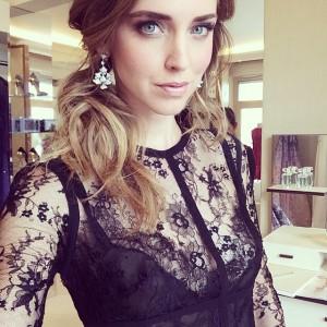 Chiara Ferragni (foto Instagram)