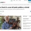 """Dario Fo, Grillo: """"Sarai sempre con noi""""3"""