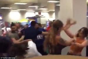 Florida, mega rissa tra genitori alla festa dei bambini