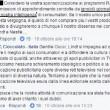 Lindt, i grillini boicottano i cioccolatini sponsor di Agorà 05