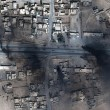Isis brucia pozzi petrolio a Mosul2