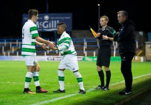 VIDEO YOUTUBE Karamoko Dembele debutta a 13 anni nell' Under 20 del Celtic