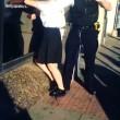 Londra, poliziotto trascina tredicenne per i capelli1