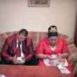 Matrimonio rom dura 4 giorni: sposa con abito da 200mila euro4