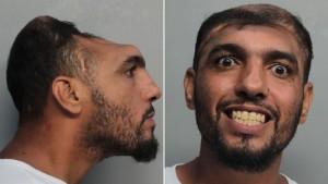 Mezza testa, arrestato