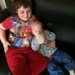 Nasce senza bulbi oculari: Elijah è completamente cieco 5