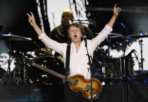 Paul McCartney (foto Ansa)