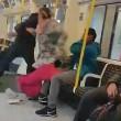 Picchia asatico nella metro di Londra: donna insegue aggressore3