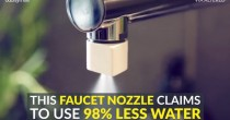 VIDEO YOUTUBE Altered:Nozzle, il rubinetto che fa risparmiare il 98% di acqua