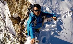 Guarda la versione ingrandita di Ratmir Nagimyanov, base jumper morto a Chamonix (foto Facebook)