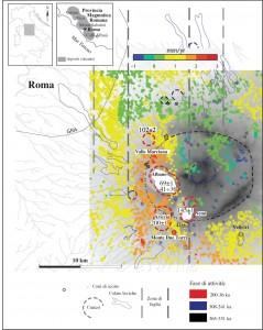 Guarda la versione ingrandita di Roma, vulcano sotto i Colli Albani si sta risvegliando