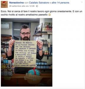 Guarda la versione ingrandita di Post virale su Facebook: